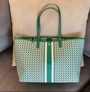 Tory Burch T ZHG tote bag handbag shoulder bag 大袋 奶粉袋