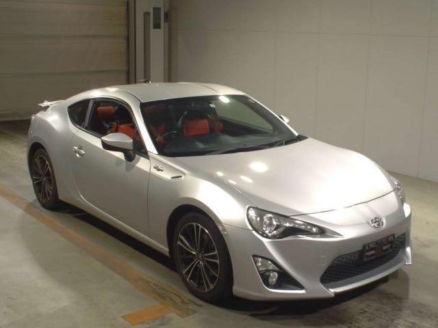 Toyota 86 GT LIMITED Auto