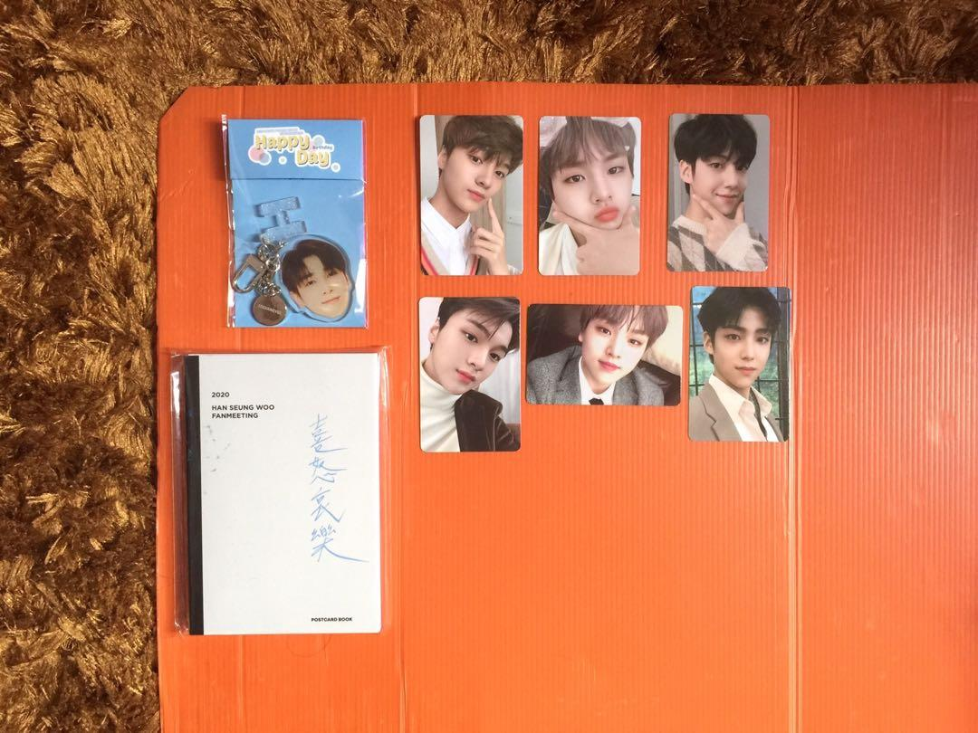[WTS] X1 official Membership Kit pc & Fanmeeting merch MD