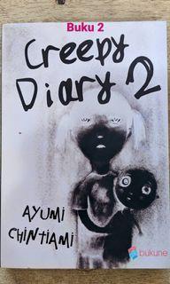 [99.9%] My Creepy Diary 2 Novel Horor Indigo