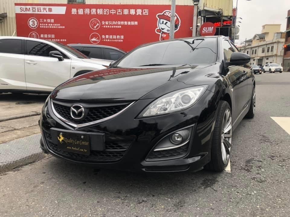 實車在店🔥 2010年 Mazda 馬6 跑12萬 賞車議價