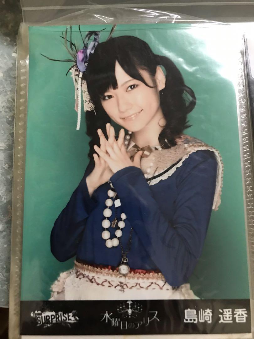 AKB48 島崎遙香生寫