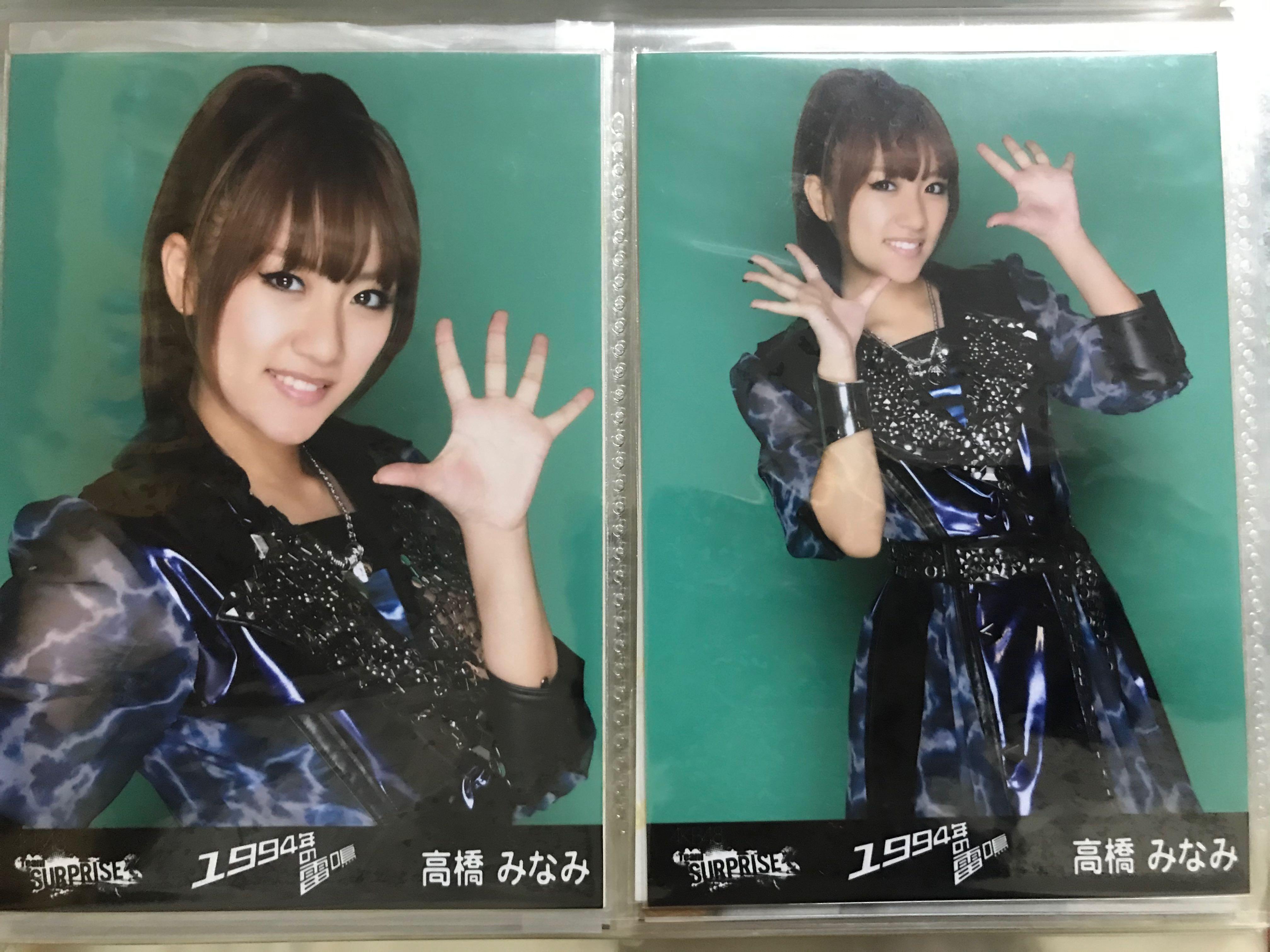 AKB48 高橋南生寫