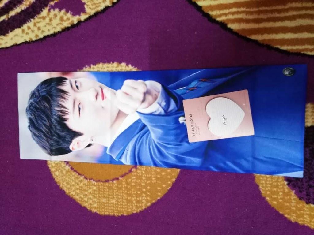 Cho Seungyoun 1st Cheering Kit Slogan by @fallinyou_0805 (Dear Summer)