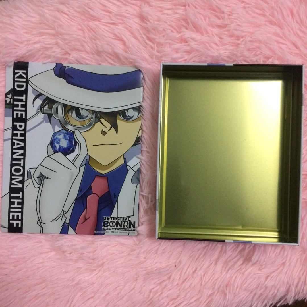Detective Conan Display Tin - Universal Studio Japan