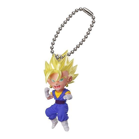 Dragon Ball Z - Vegito SSJ (Super Vegetto) - Mascot Keychain