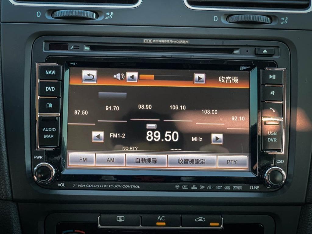 【FB搜尋桃園阿承】福斯 超人氣GOLF TSI跑10萬 2011年 1.4CC 紅色 二手車 中古車