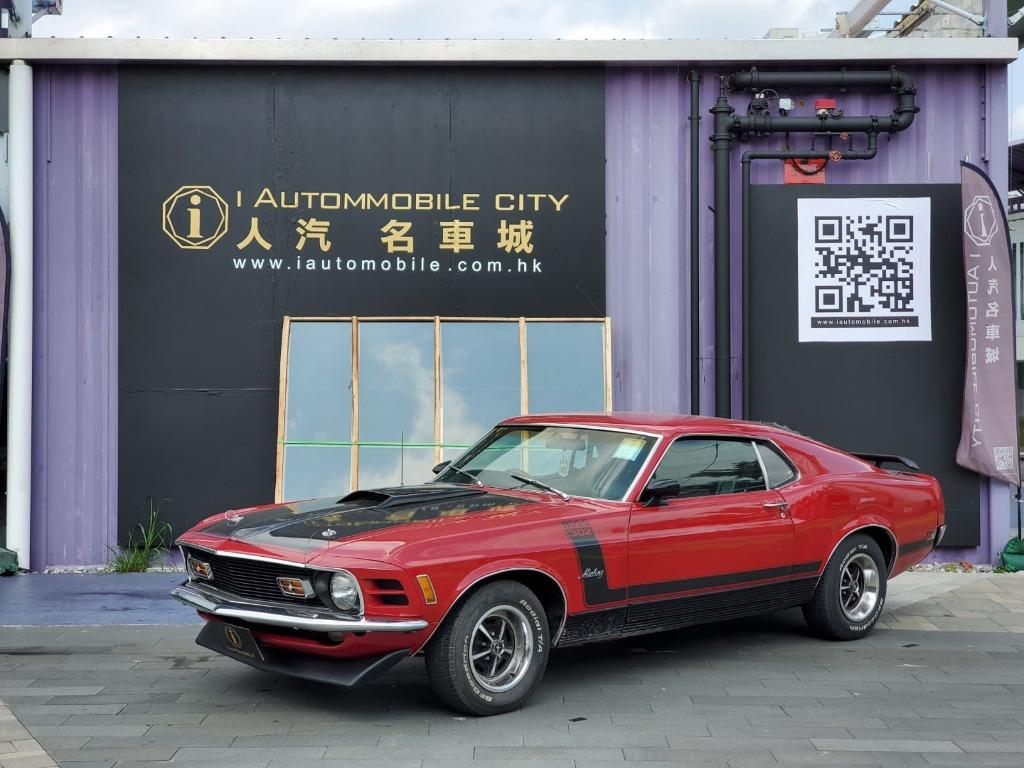 Ford Mustang MACH 1 Auto
