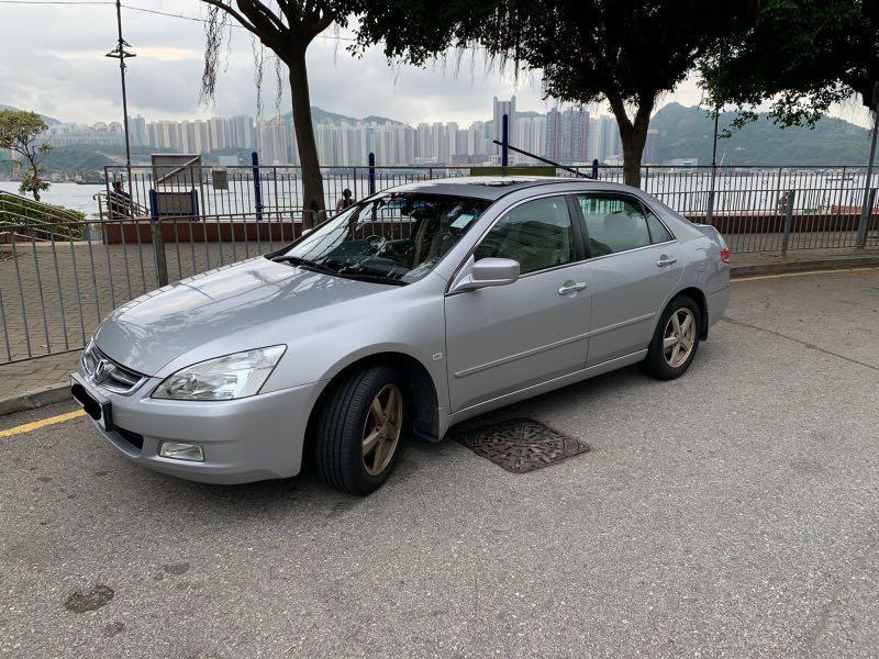 Honda Accord 2.4 i-VTEC (A)