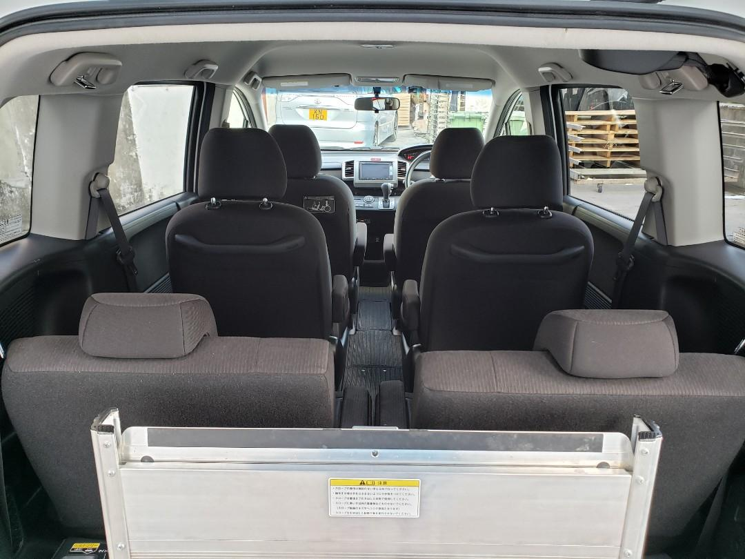 Honda Freed Freed Welcab Auto