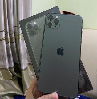 iPhone 11 Pro Max 64 GB - Midnight Green iBox