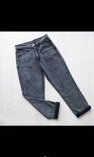 Jeans black wash