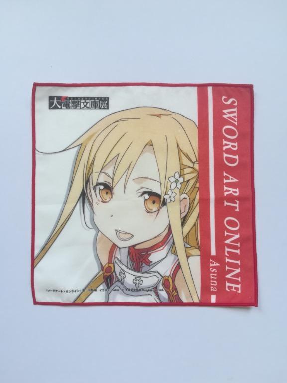 (Limited + Exclusive) Sword Art Online - Asuna - Mini Towel