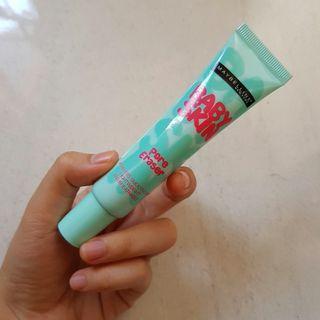 Maybelline baby skin pore smoother primer makeup