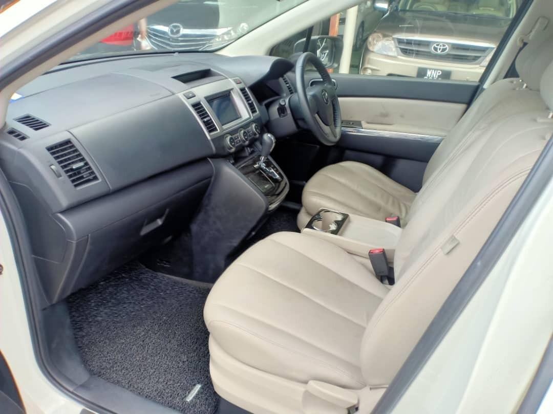 MAZDA 8 2.3AT TWO POWER DOOR ONE POWER BOOT  7 SEATER