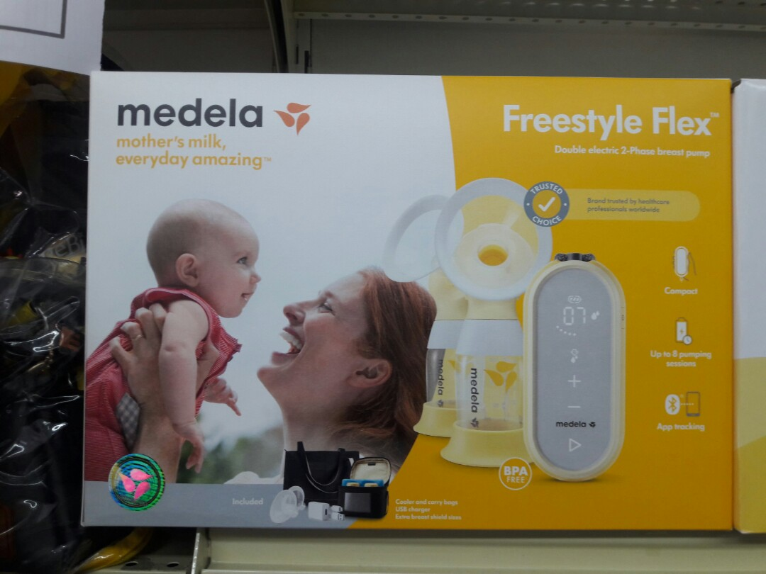 Medela Flex Breastpump 2years Warranty Babies Kids Nursing