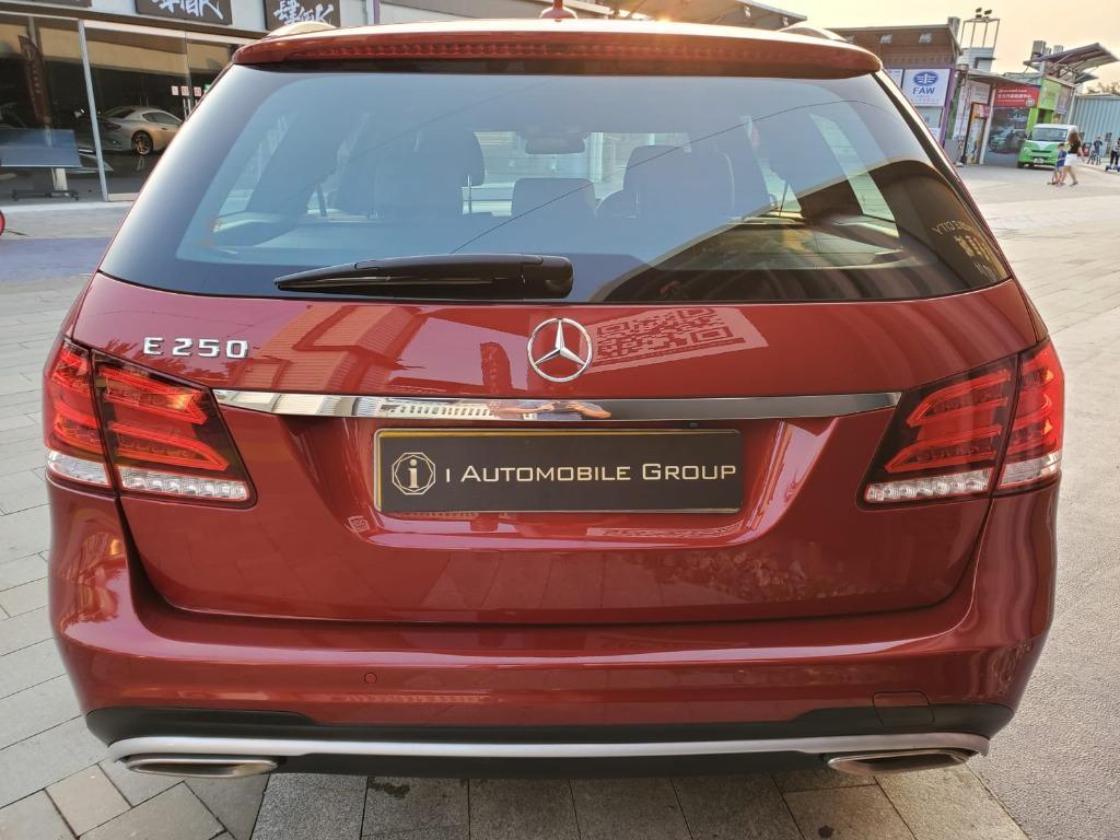 Mercedes-Benz E250 AMG Estate
