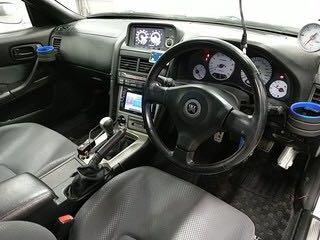 Nissan Skyline GT-R V SPEC Manual