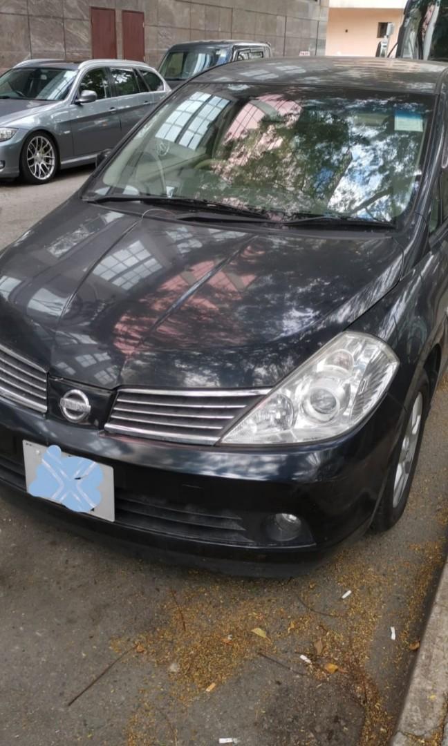 Nissan Tidda 1.5 Auto