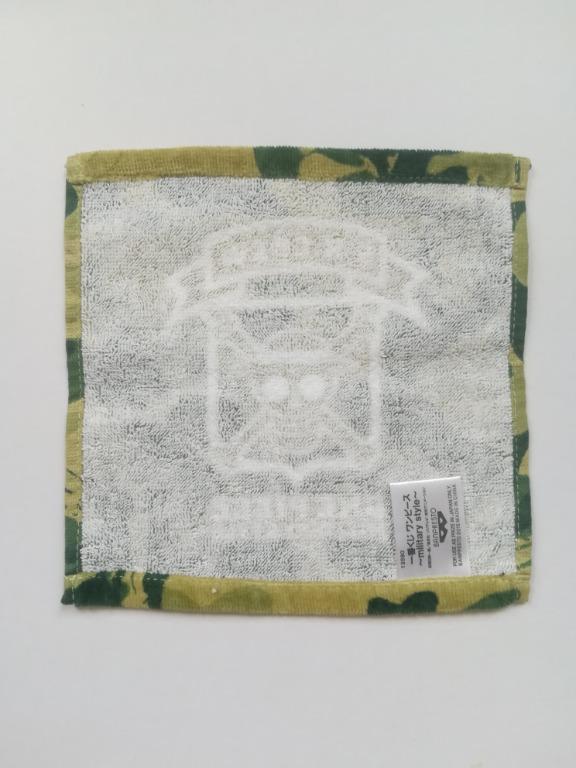 One Piece - Monkey D. Luffy (Pirate Flag) - Mini Towel