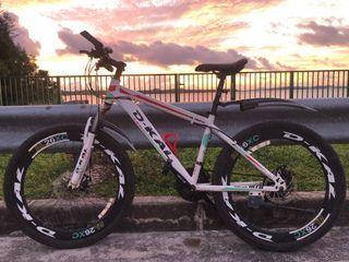 Reliable 26' Mid Size Mountain Bike