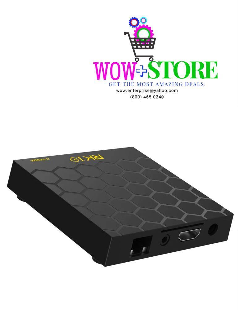RK10 Android Tv Box