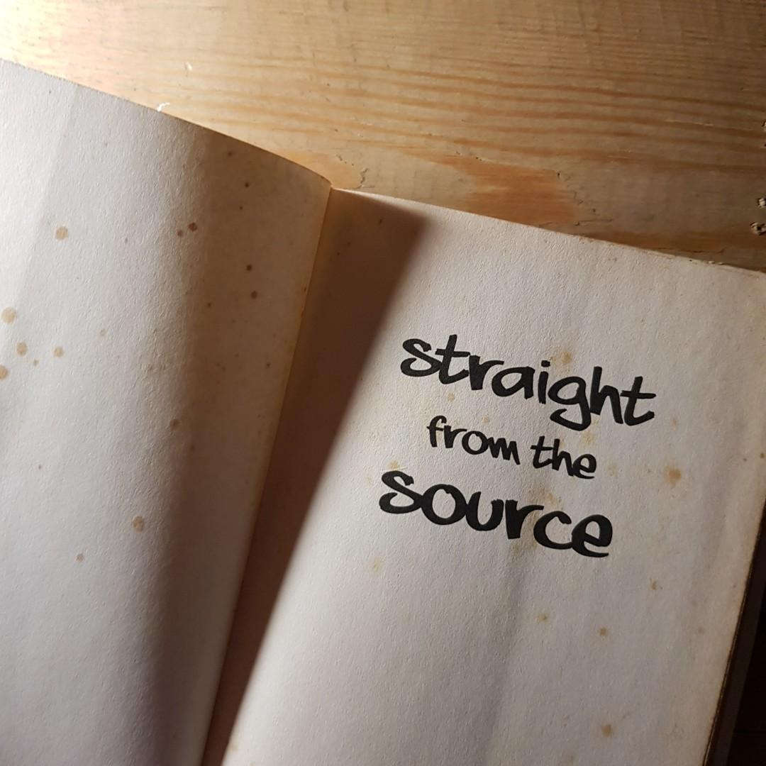 Straight from the Source: An Expose from the Former Editor in Chief of the Hip-Hop Bible  by Kim Osorio (used book)