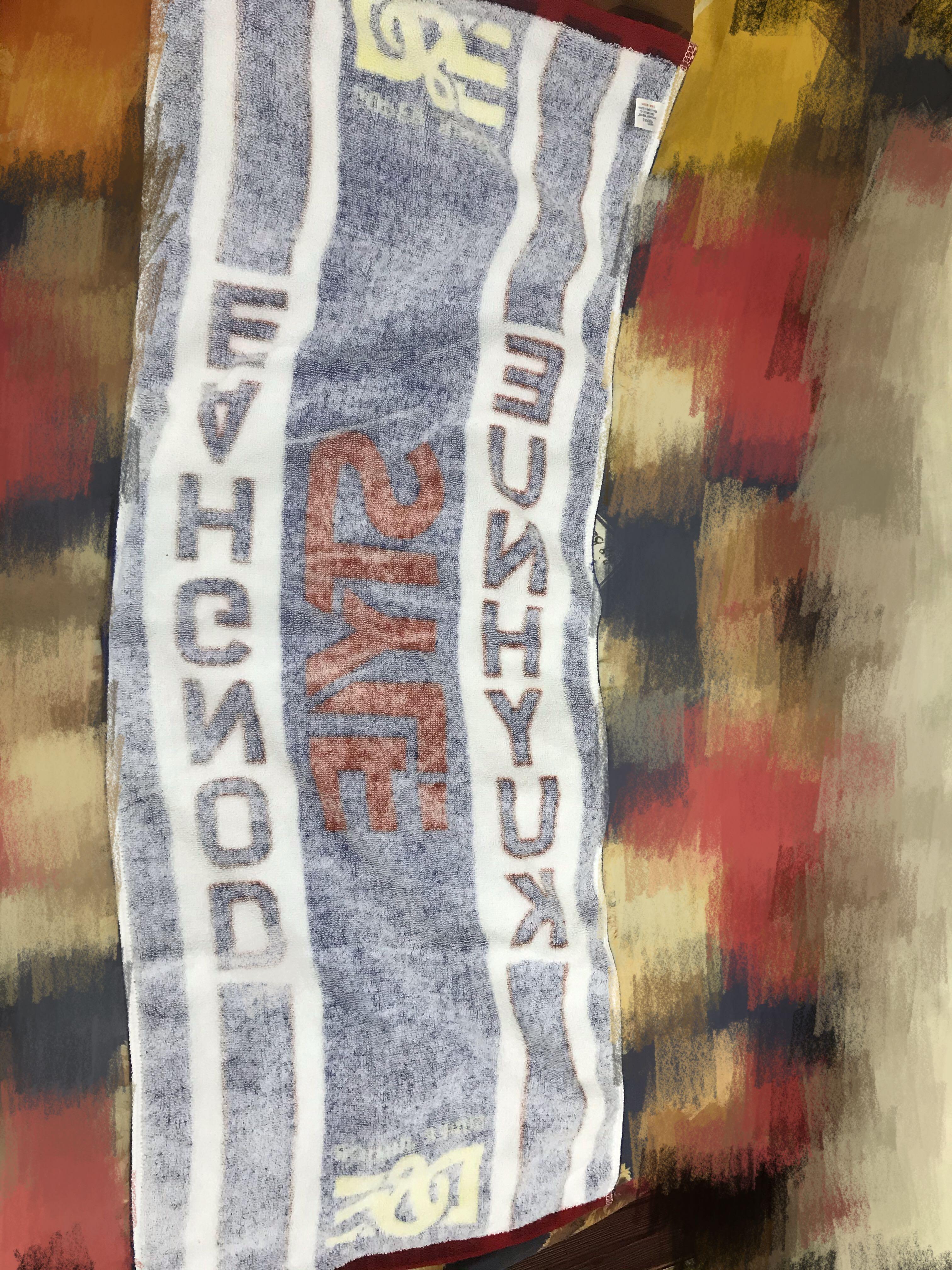 Super Junior-D&E STYLE Japan Tour Official Merchandise Towel