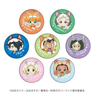 The Promised Neverland badge
