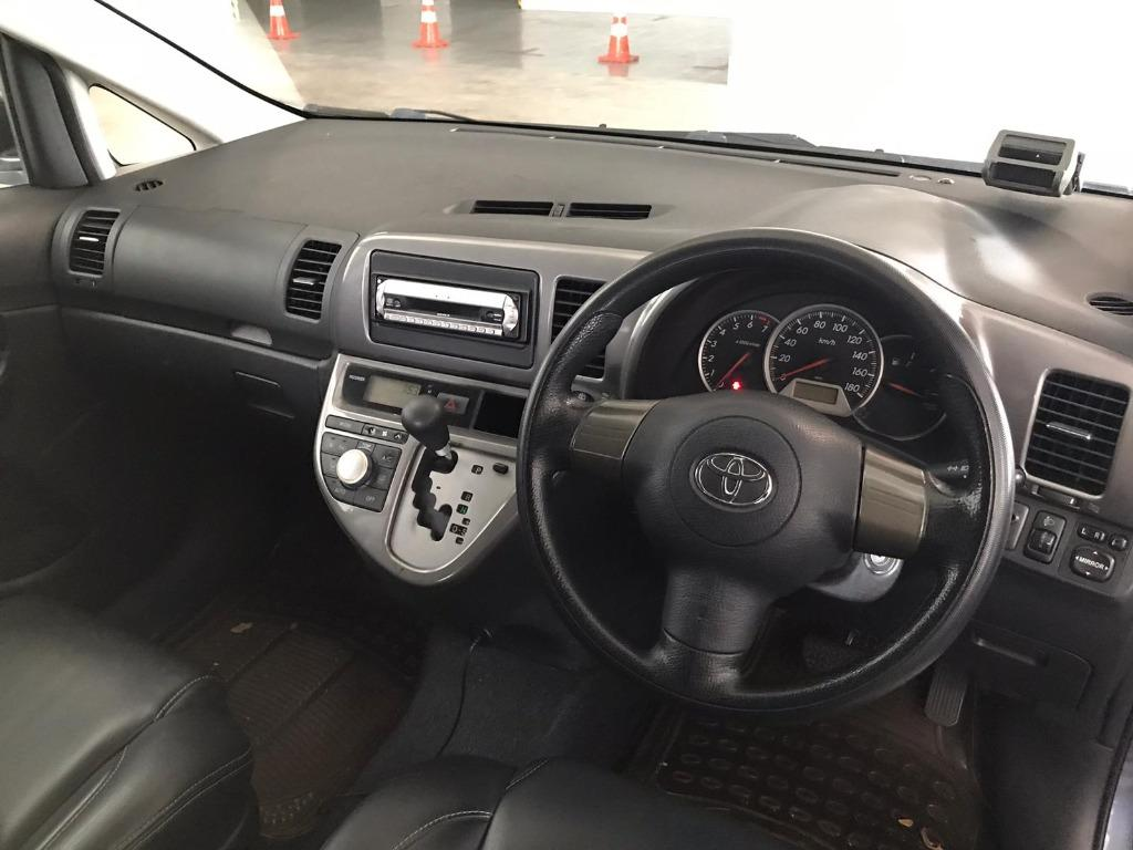Toyota Wish 50% OFF CIRCUIT BREAKER, ADVANCE BOOKING ONLY, Travel with a peace of mind with just $500 deposit driveaway. Whatsapp 8188 8616 now to enjoy special rates!!