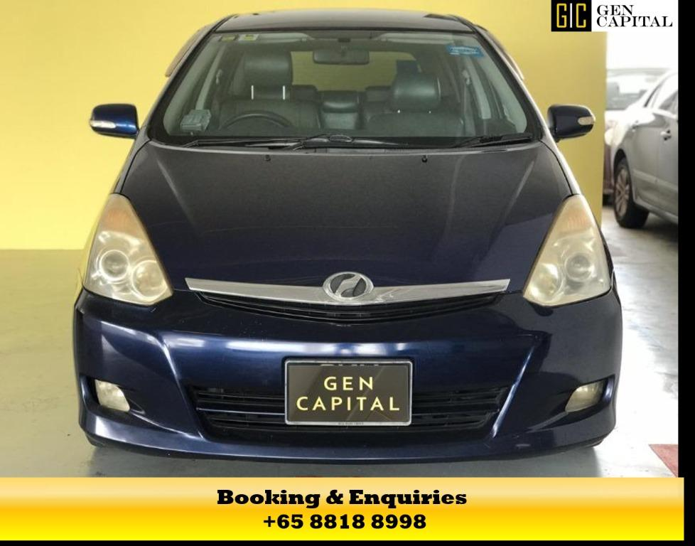 Toyota Wish - Are you ready? To resume your life after circuit breaker? For a $500* deposit driveaway to buy you a peace of mind for your health and wealth! Contact us now at 8818 8998