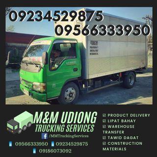 Trucking Services Lipat Bahay