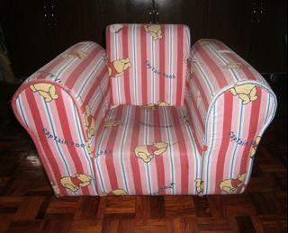 Winnie the Pooh Rocking Sofa - PreLoved
