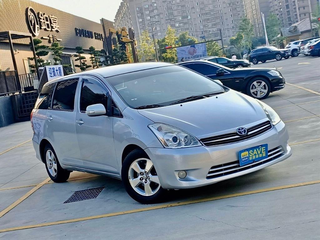 2009年 Toyota Wish 2.0