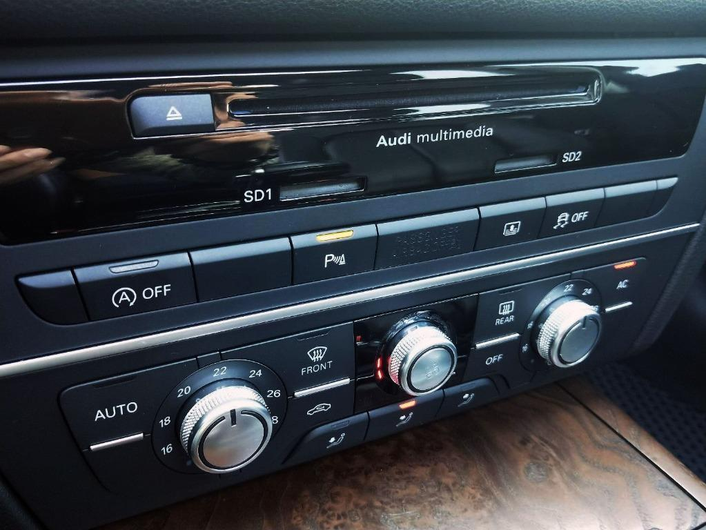 2012樣式 奧迪 A6 3.0T QUATTRO 大改款 300匹馬力 智慧型恆時四傳 機械式增壓