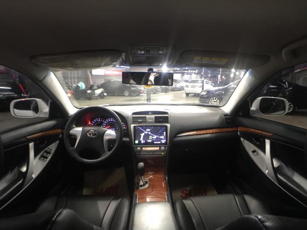 「 正2011年 小改款Toyota Camry2.4E 超美星燦白 」
