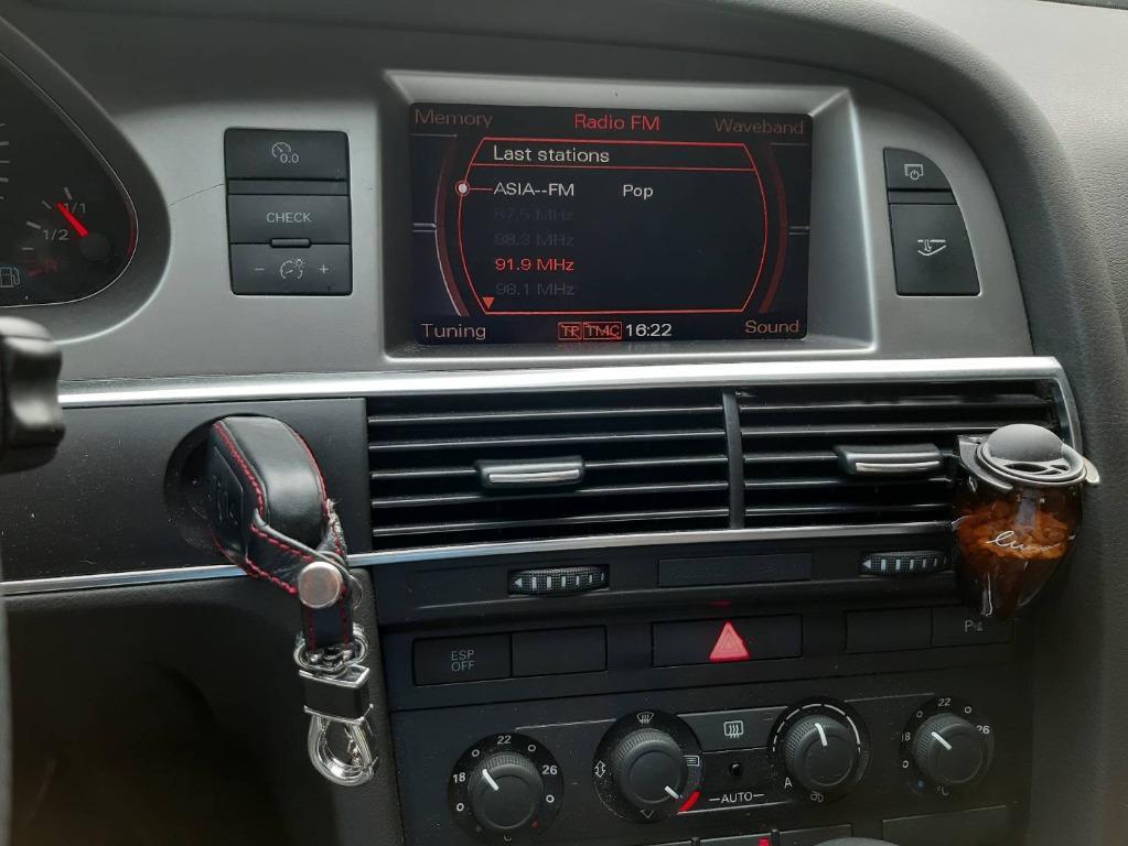 速度與激情 超爽快的貼背感 2006 奧迪 A6 2.0 TURBO FSI 渦輪增壓 170hp馬力