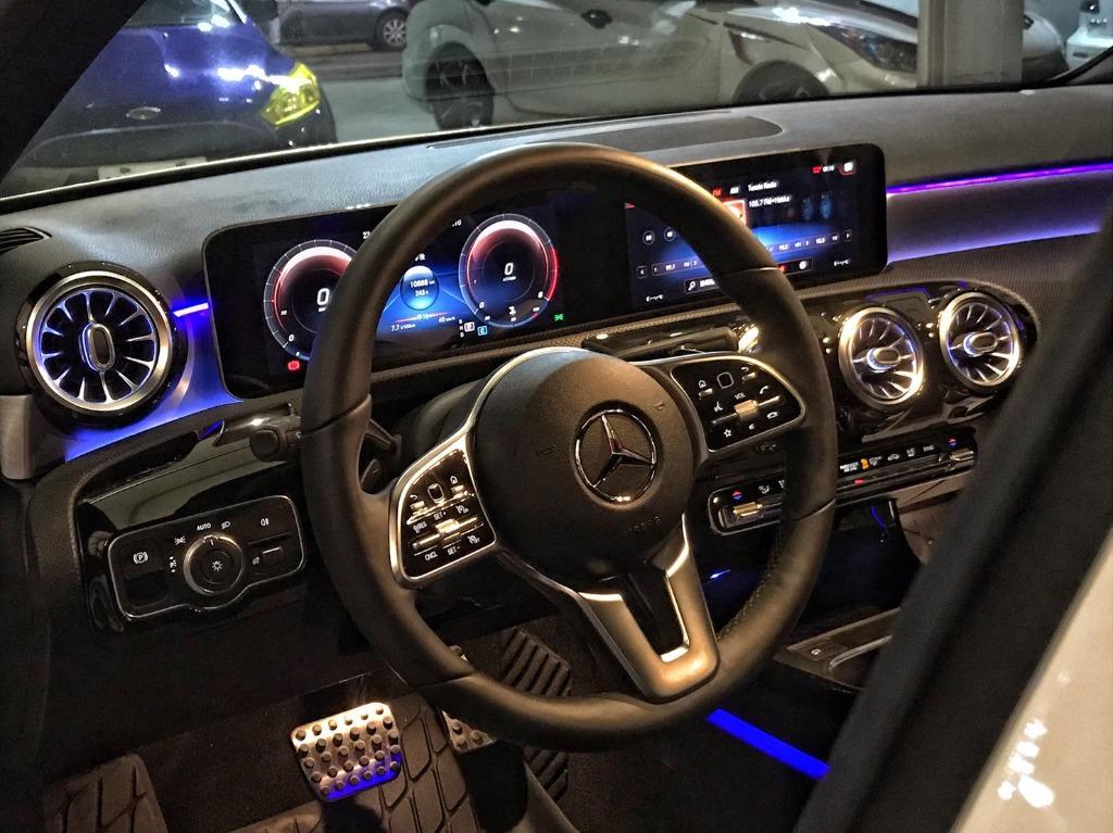 #充滿現代感的A250 #霸氣的車頭超迷人