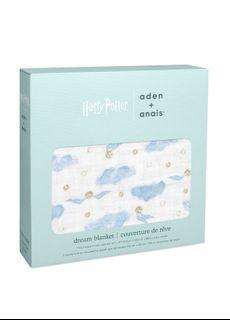 BB被仔~aden+anais harry potter™ harry potter iconic classic muslin dream blanket