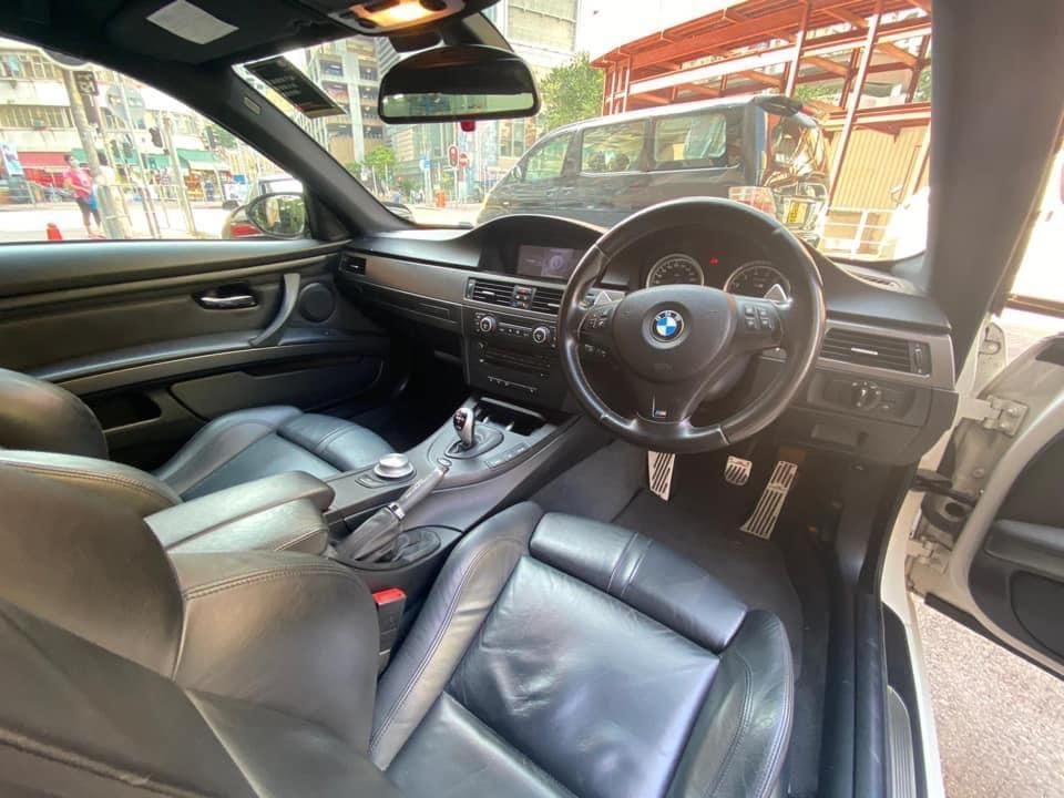 BMW M3 DCT Coupe (A)