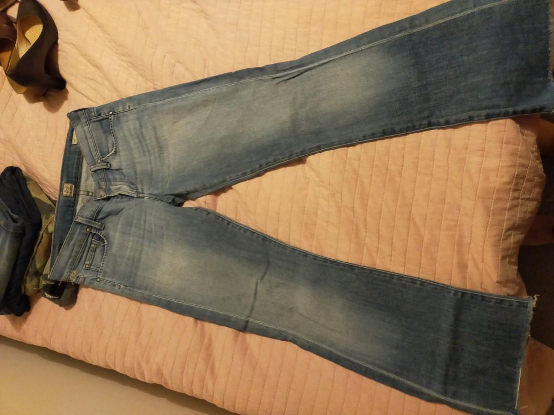 Citizens of humanity flair jeans, size 27