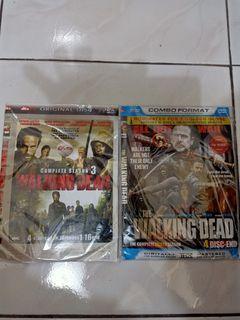 Dvd Film Season 3 &8 Walking Dead