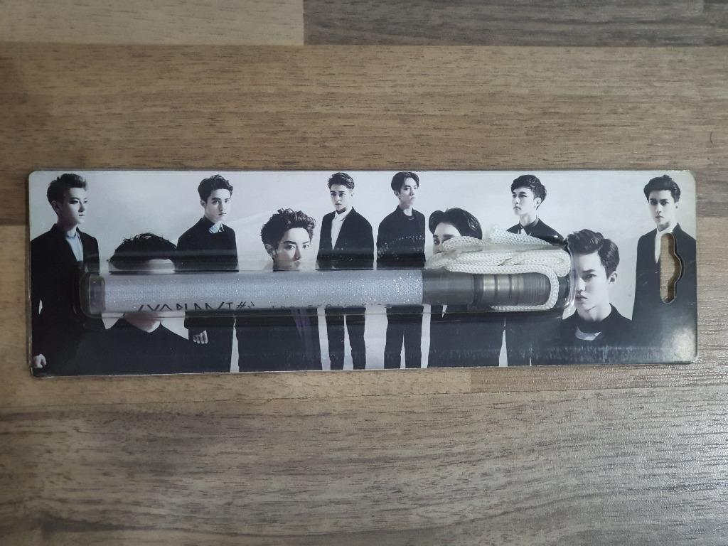 EXO Planet #2 The EXO'LuXion World Tour lightstick
