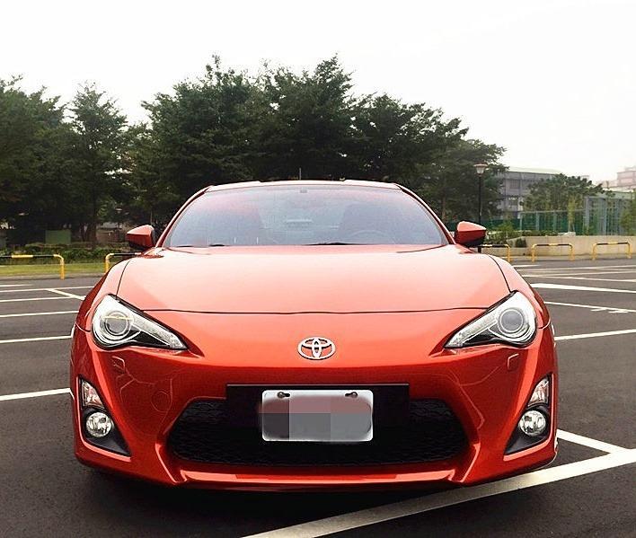 FB搜尋:唐老大.二手車庫 Toyota 86 2013款 手自排 2.0L
