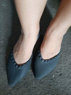 Jelly Shoes Black