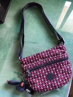 Kipling保證正品美國專櫃購入 斜背側背包
