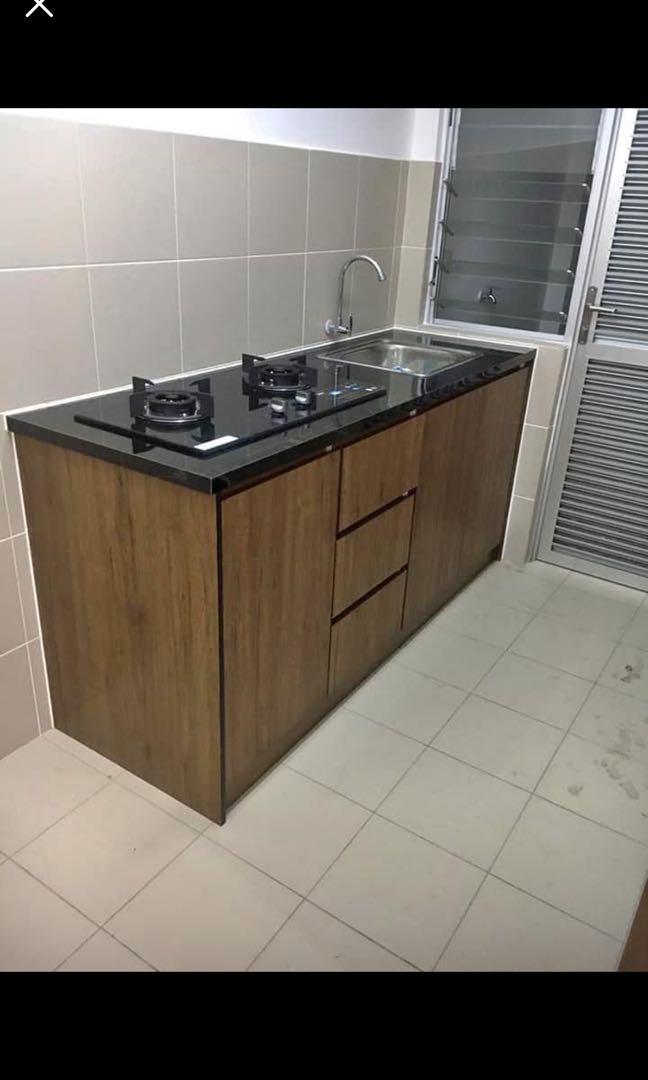 Kitchen Cabinet Kabinet Dapur Kitchen Maxima Home Furniture Furniture On Carousell