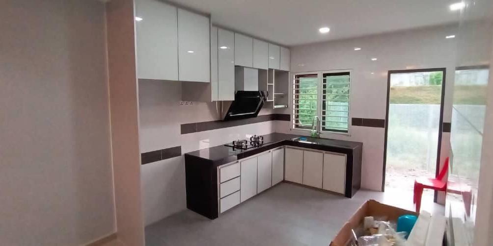 Kitchen Maxima Kabinet Dapur Kitchen Cabinet Home Furniture Furniture On Carousell