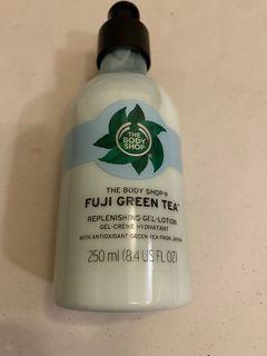 Lotion Fuji Green Tea Body Shoo