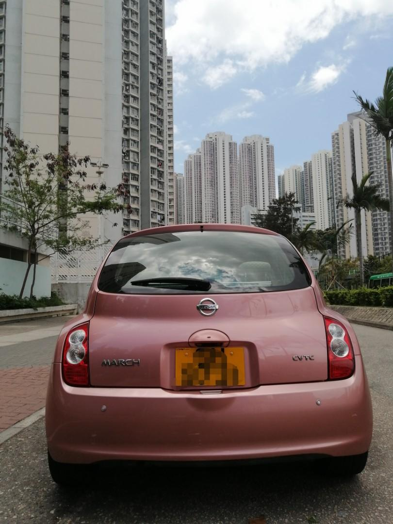 Nissan March 1.4 (A)